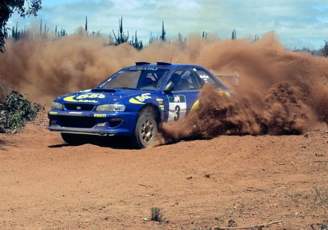colin mcrae wrc97 rally of australia